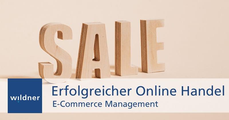 Weiterbildung E-Commerce Management