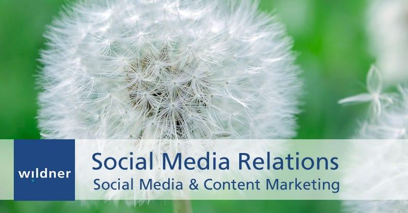 Weiterbildung Social Media & Content Marketing