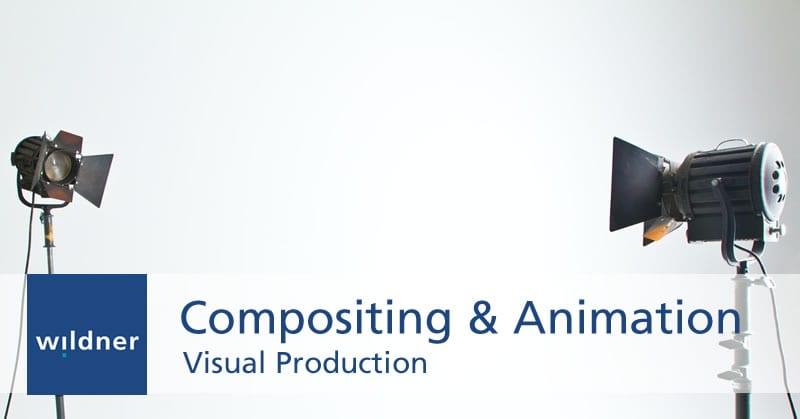Weiterbildung Visual Production