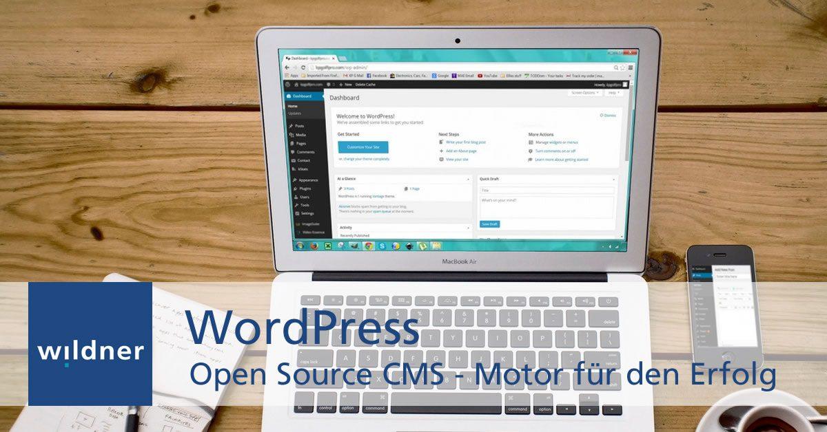 WordPress Weiterbildung
